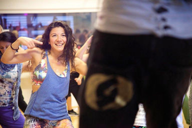 Picture of SALSATION® class with Andrea de Boer, Tuesday, 19:45