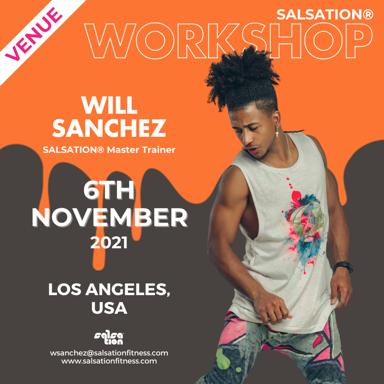 Picture of SALSATION Workshop with Will, Venue, LA, USA, 06 Nov 2021