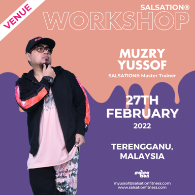 Picture of SALSATION Workshop with Muzry, Venue, Malaysia, 27 Feb 2022
