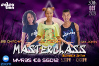 Picture of SALSATION® Masterclass with Eka Yahya, Saturday, 20:30