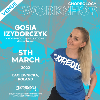 Picture of CHOREOLOGY Workshop with Gosia, Venue, Poland, 05 Mar 2022